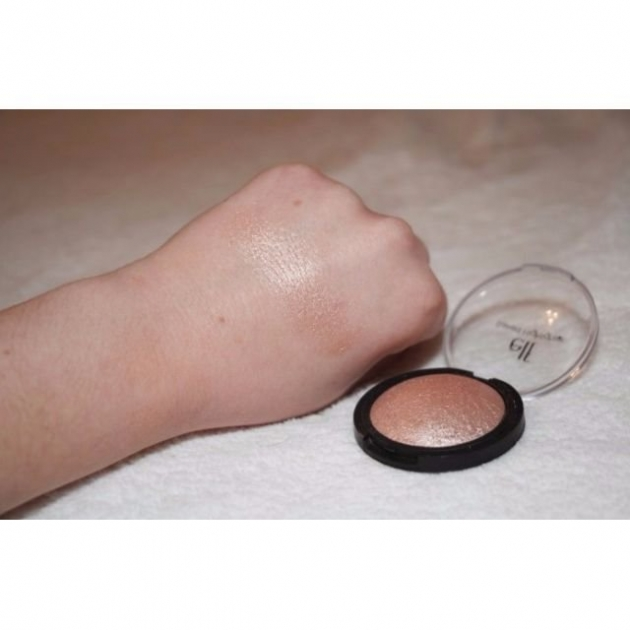 elf E.L.F Baked Highlighter Blush Gems#83706 3