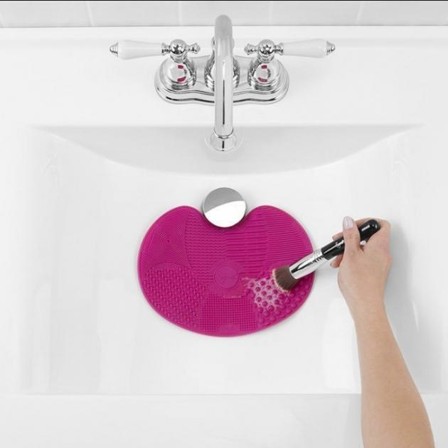 MAX+MAGIC TOTAL SET 3D粉底刷 清潔墊 洗刷水 禮盒 3