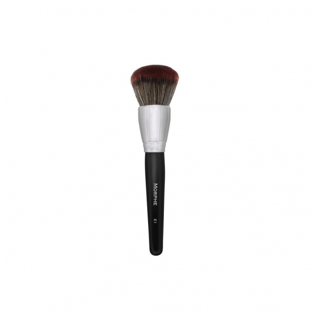 Morphe E1 - DELUXE POWDER 修容刷 粉底刷 蜜粉刷 1