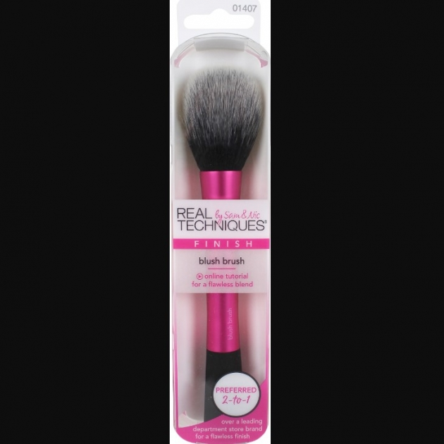 Real Techniques Blush Brush 1407# 腮紅刷 蜜粉刷 1