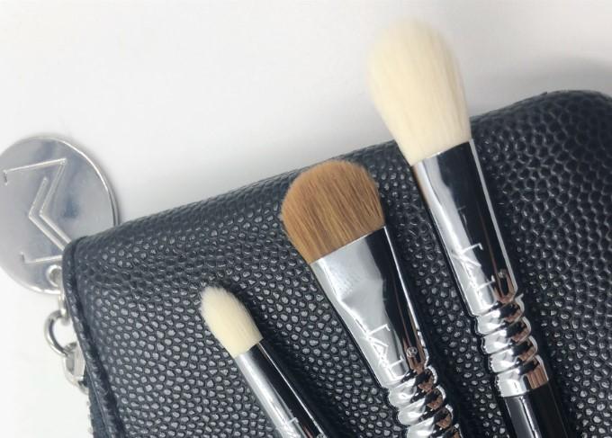 Sigma Glam 'N Go Mini Eye Brush Set 迷你眼部刷具+化妝包 4件組 2