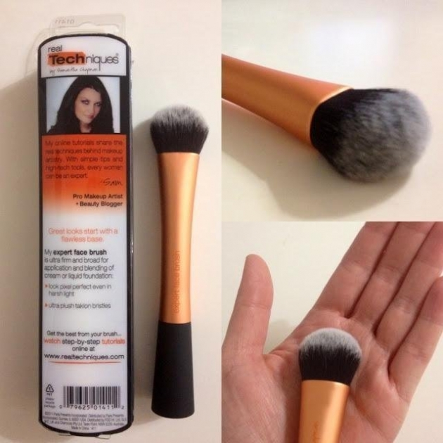 Real Techniques Expert Face Brush 專業粉底刷化妝刷1411# 3