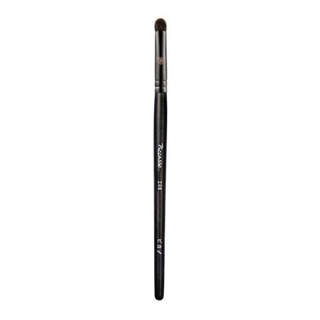 PICCASSO 208 灰鼠毛 圓錐形化妝刷 眼影刷 化妝刷 1