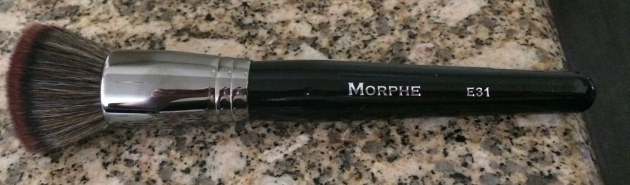 Morphe E31 - DELUXE FLAT BUFFER 平頭粉底刷 化妝刷 2