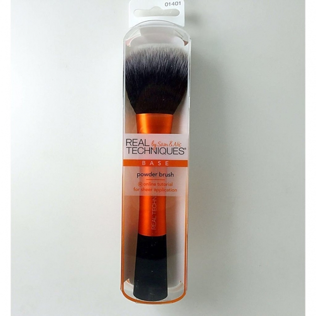 Real Techniques POWDER BRUSH 1401# 大號散粉刷蜜粉刷化妝刷 1