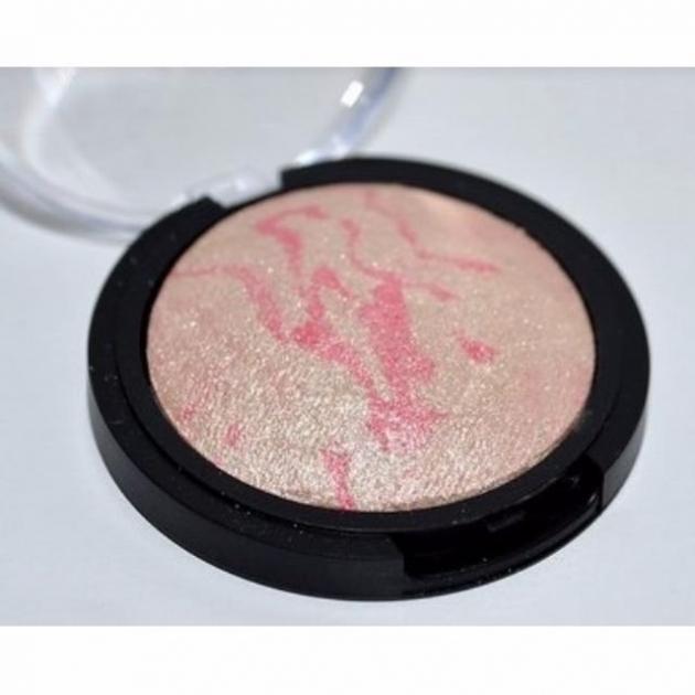 E.L.F. Baked Blush彩紋烘焙胭脂/腮紅 pinktastic #83352 2