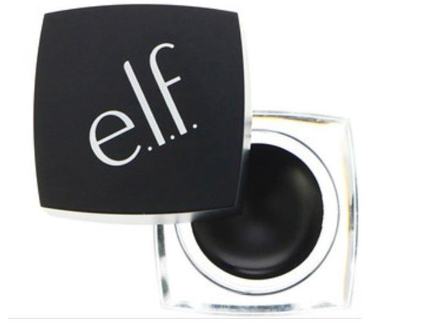ELF Studio Cream Eyeliner, 專業防水眼線膠/眼線膏 黑色 1