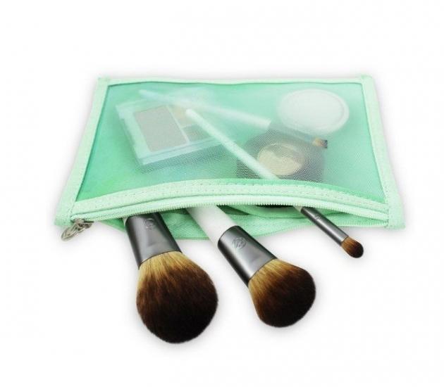 Ecotools On The Go Style Kit #1613 旅行刷具套裝 4件刷具+收納袋 2
