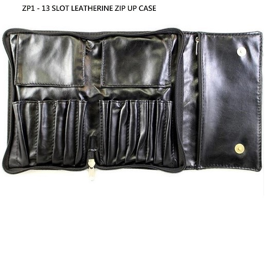MORPHE ZP1 - 13 SLOT LEATHERINE ZIP UP 13支插孔刷包 化妆刷刷包 1