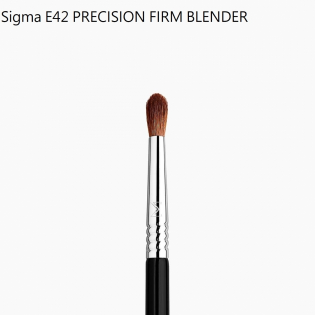 E42 PRECISION FIRM BLENDING 眼影刷 眼摺刷 1