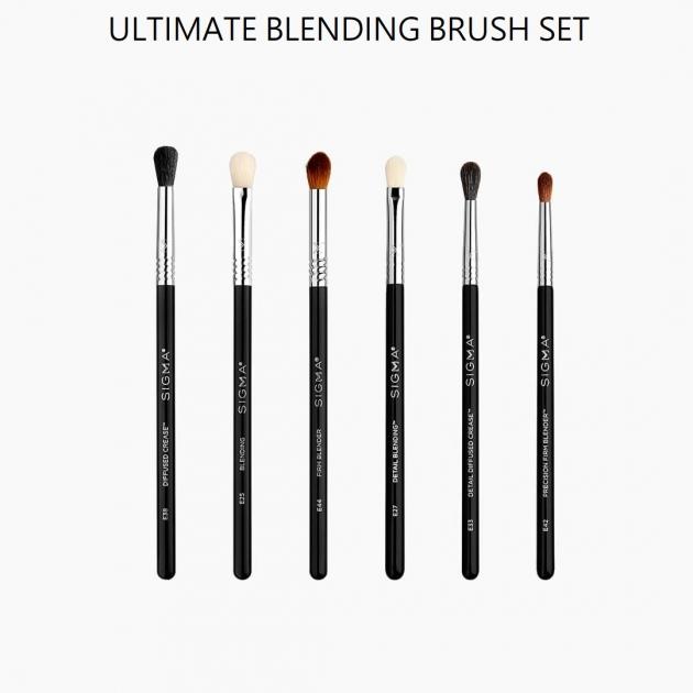 ULTIMATE BLENDING BRUSH SET 眼影刷 化妝刷 眼部刷具組 1