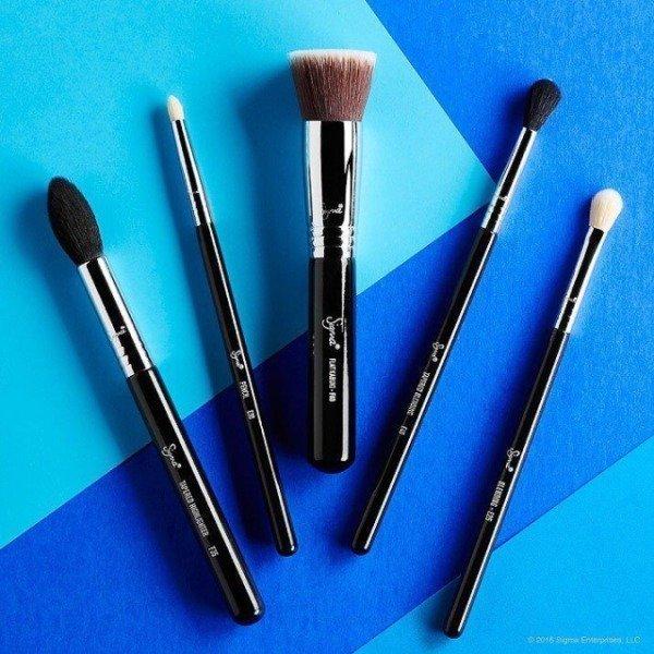 MOST-WANTED BRUSH SET 最想要的化妝刷具組 3