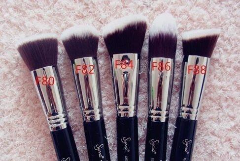 SIGMAX KABUKI BRUSH KIT 高清粉底五件化妝刷彩妝刷具組 4