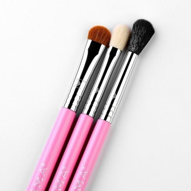 PASSIONATELY PINK BRUSH SET 粉紅色 眼部刷具組 2