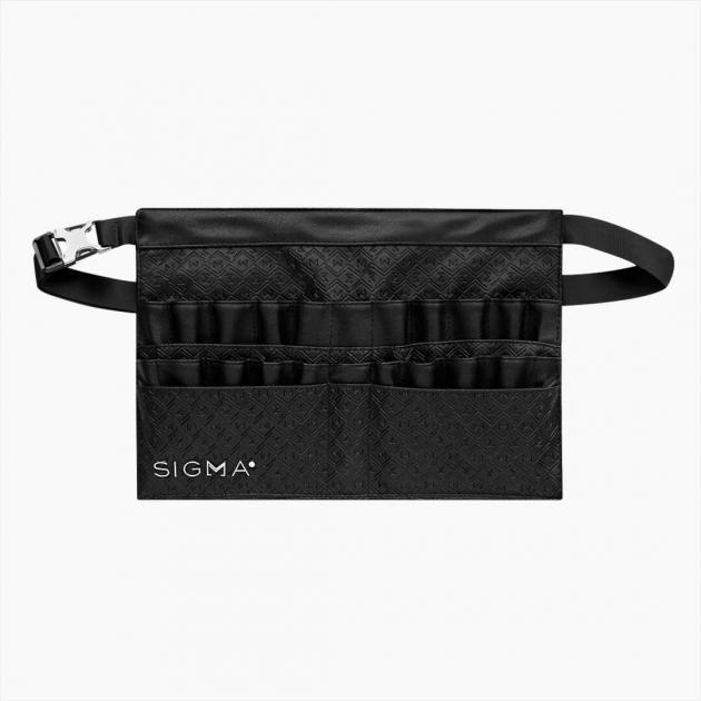 PRO ARTIST BRUSH BELT 化妝包 工具包 收納包 旅行外出用包 黑色專業化妝刷腰包 2